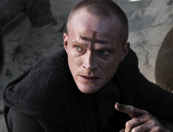 Paul Bettany as Priest